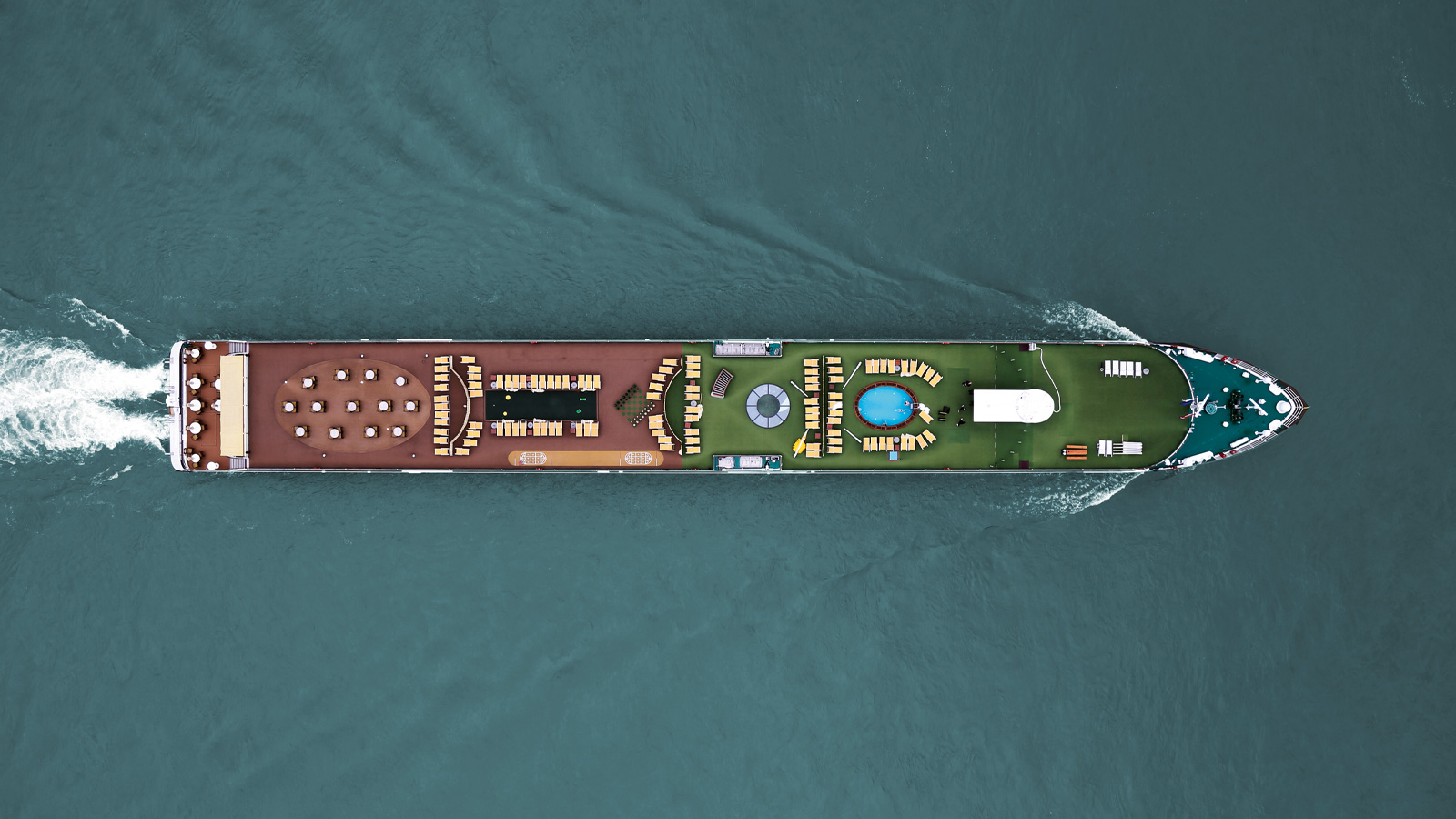 A-ROSA Flussschiff