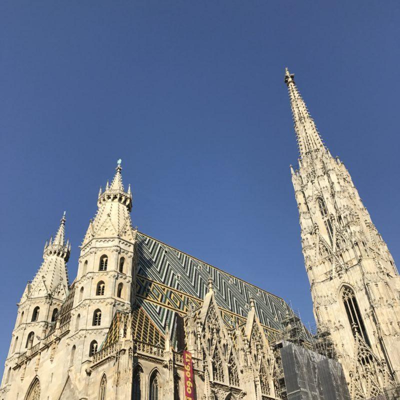 Städtereise Wien: Stephansdom
