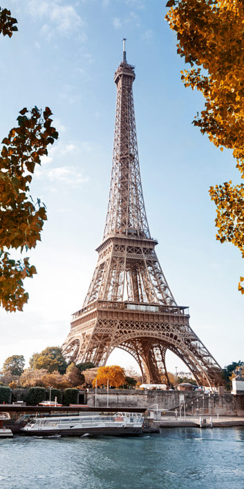 Eifelturm in Paris