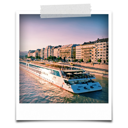 River Cruise Blogger Reise