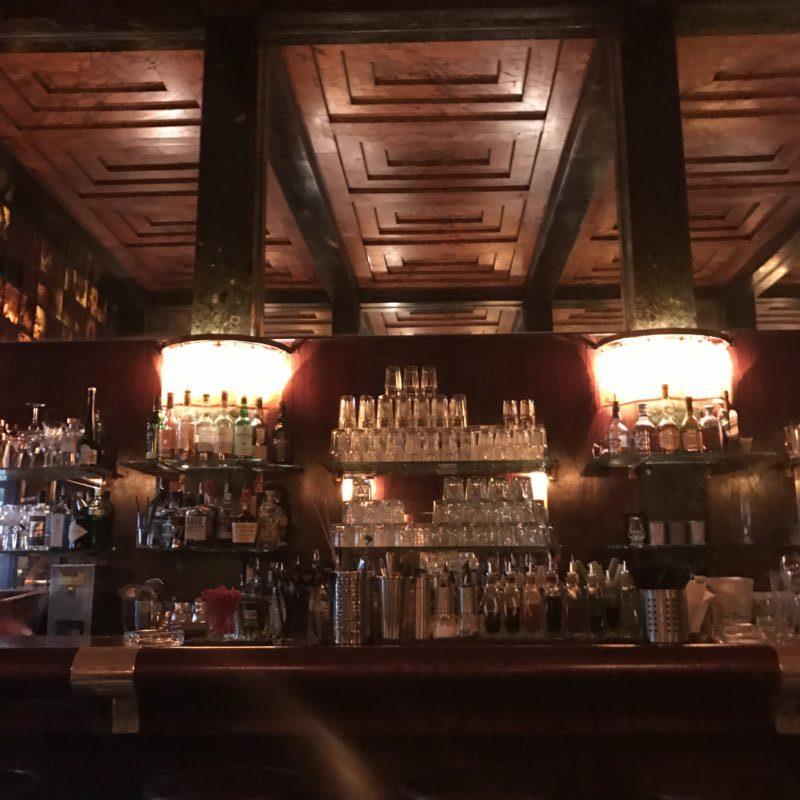 Tipp für Wien-Citytrip: LOOS American Bar