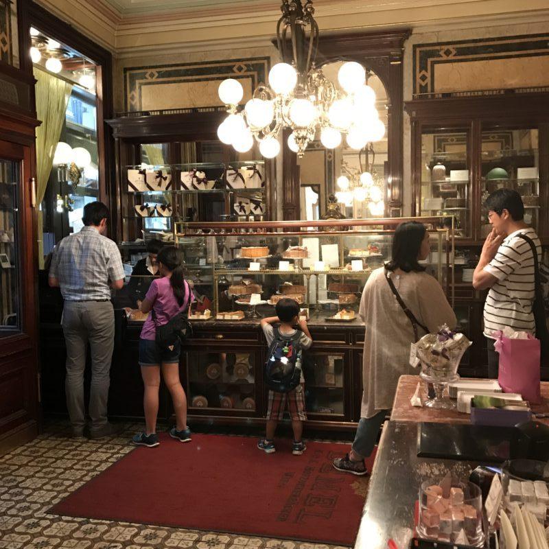Tipp für Ihre Wien Städtereise: Zuckerbäcker