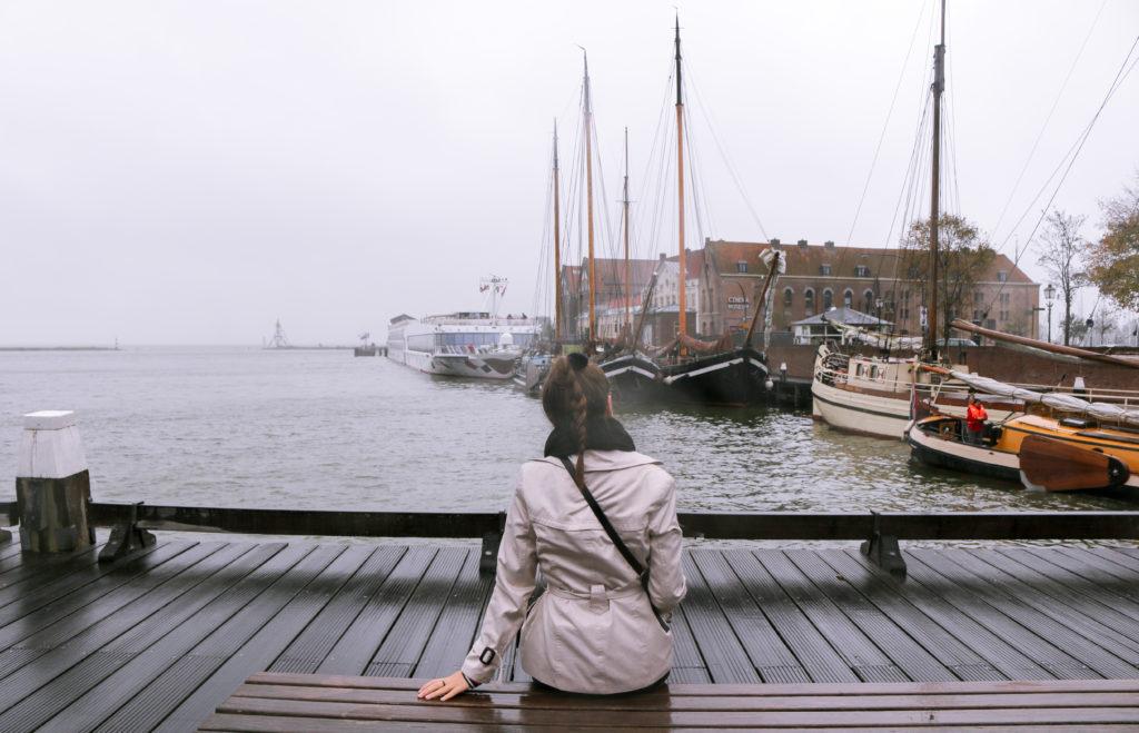 Stadthafen von Hoorn