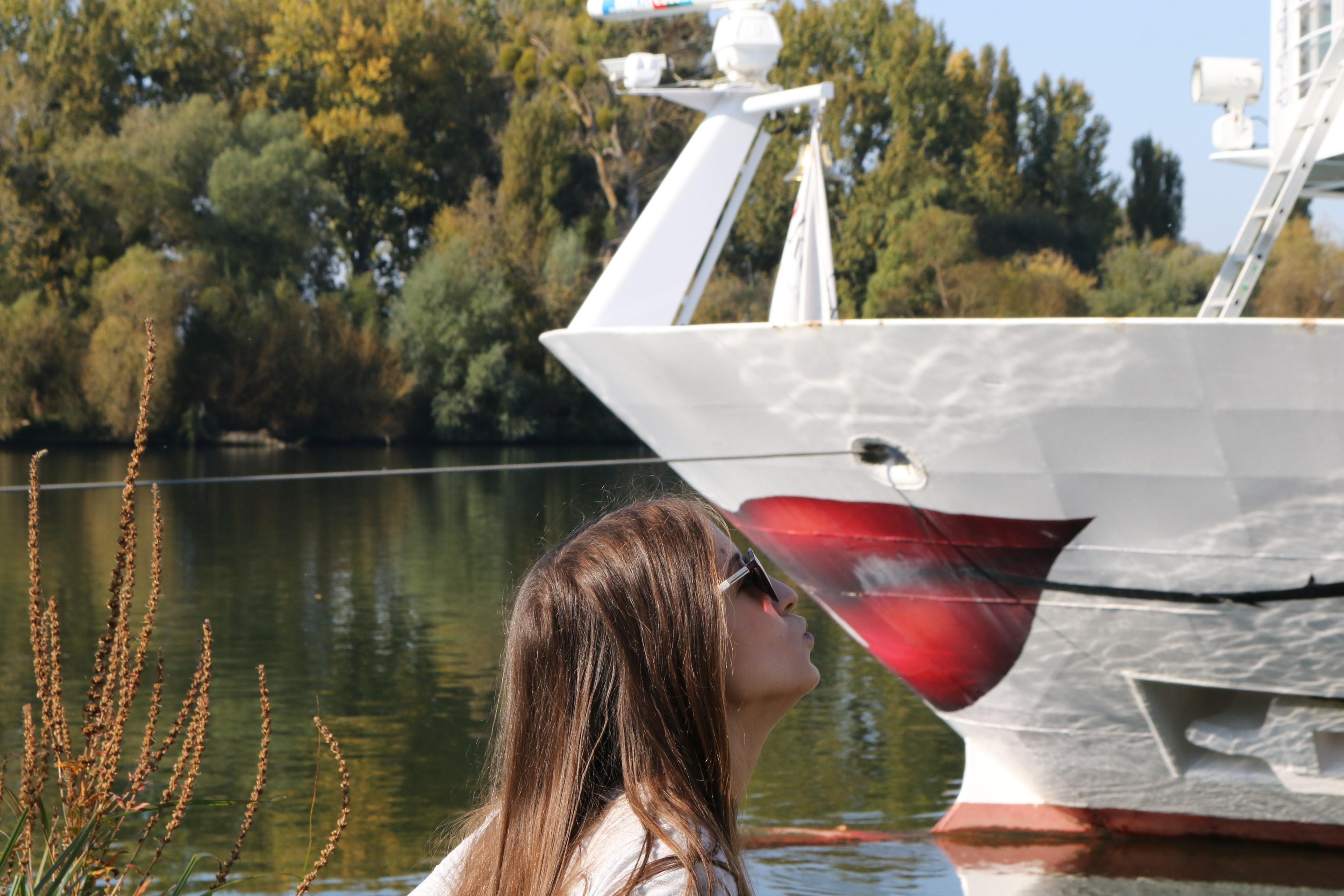 River Cruise Bloggerin Anna-Maria bei A-ROSA