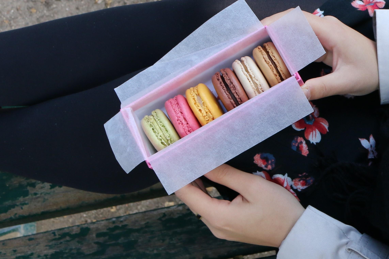 TOP 5 Paris Tipps: Macarons von Ladurée