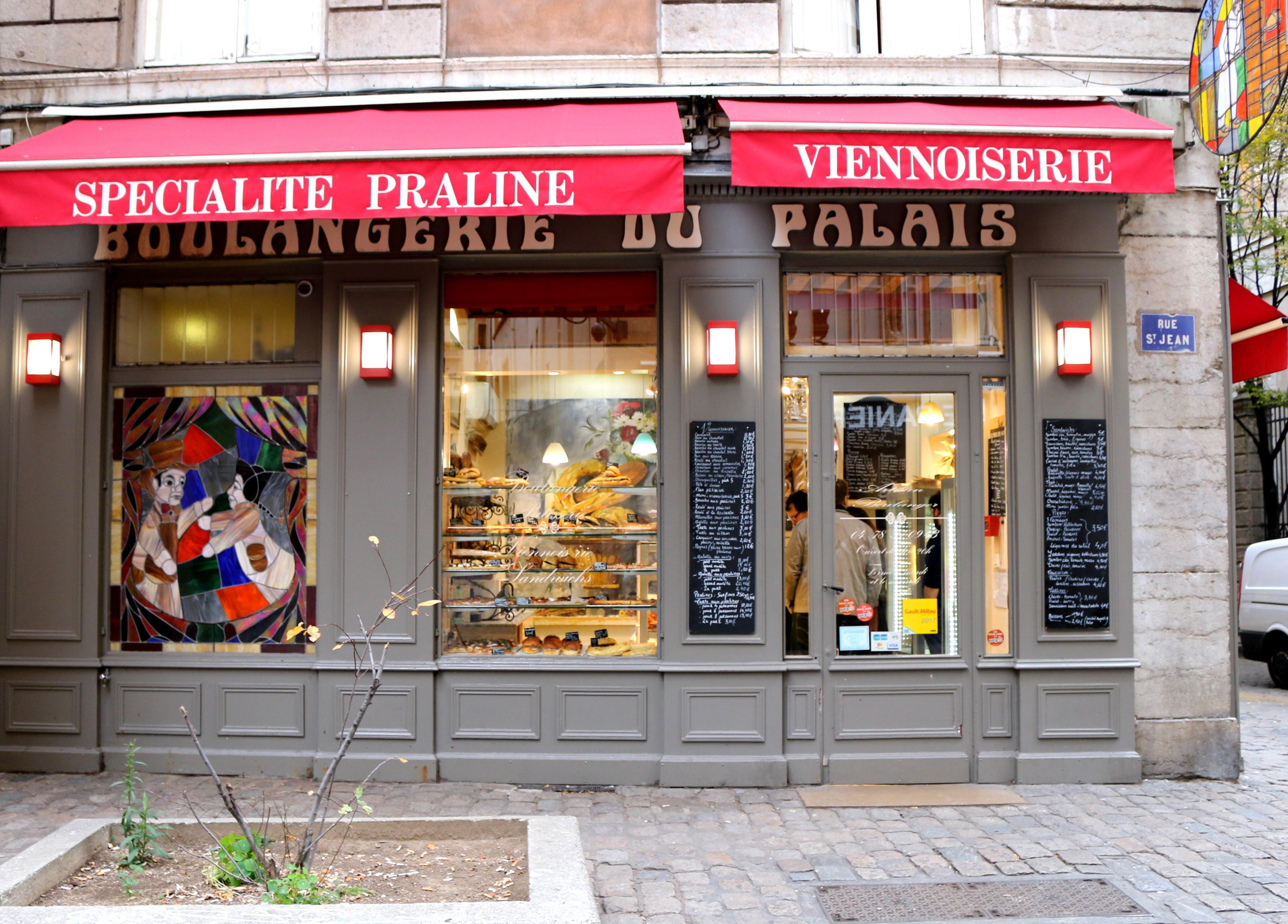 Typisch Französisch - Spezialitäten in Lyon