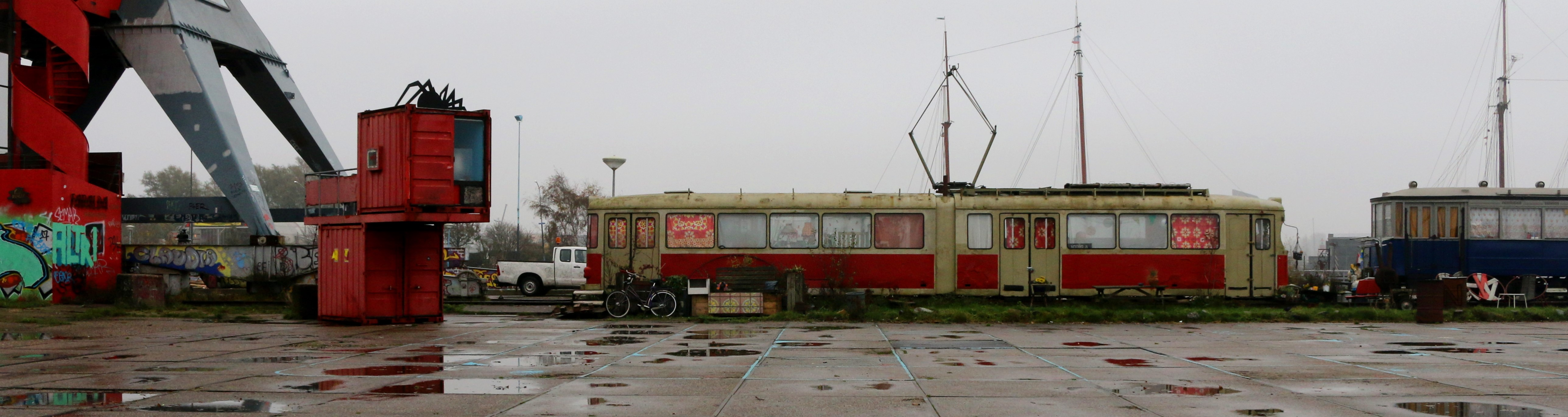 NDSM-Werft Amsterdam