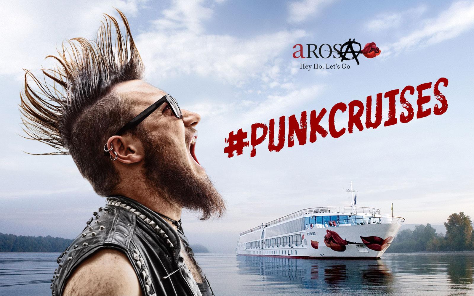 Punk auf der A-ROSA