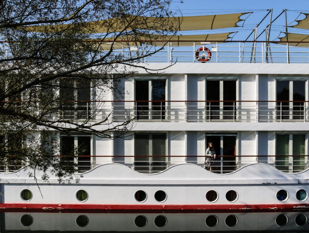 Das Premium-Hotel an jedem Ort der Flussreise mit dabei