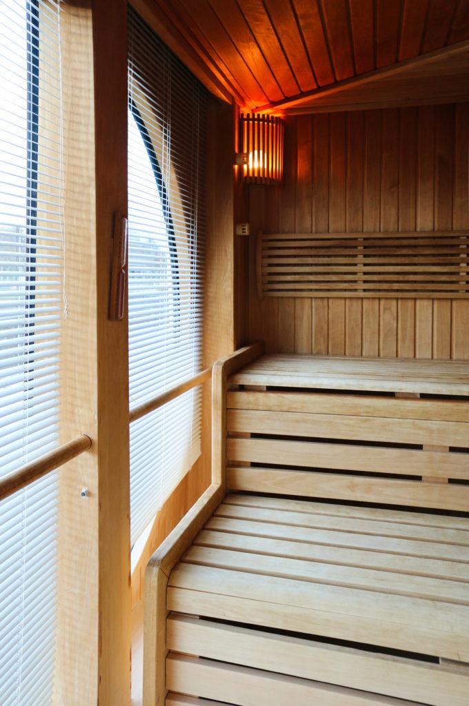 Sauna im SPA-ROSA der A-ROSA BRAVA
