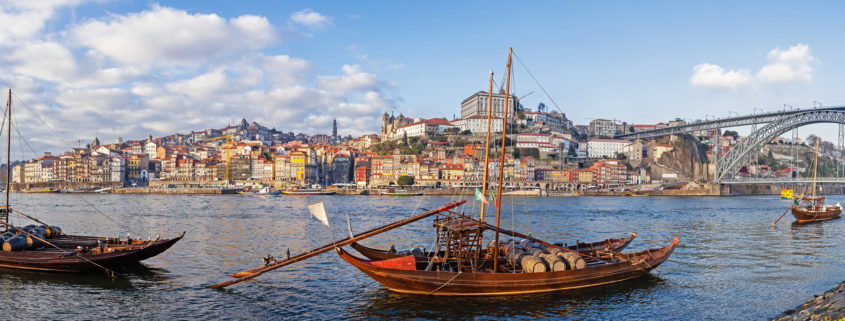 Douro in Portugal
