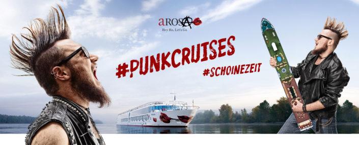 Punk an Bord
