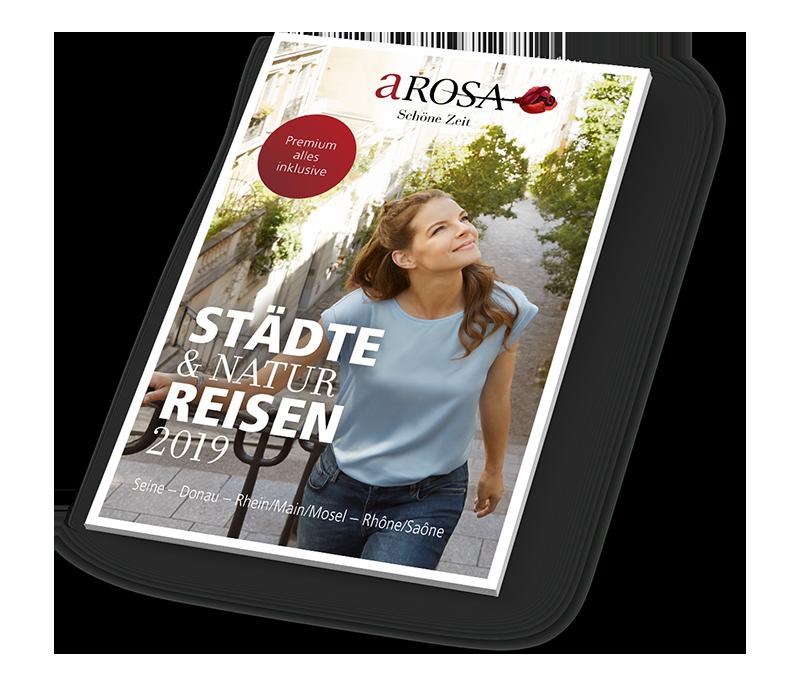 A-ROSA Katalog 2019