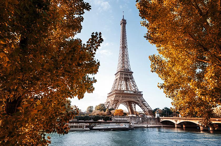 Paris im Herbst erleben