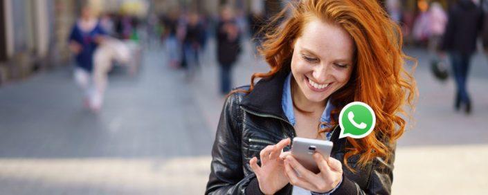 Immer top informiert mit A-ROSA WhatsApp