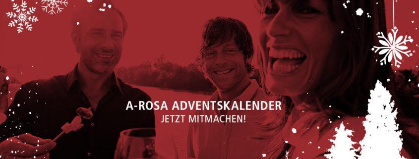A-ROSA Adventskalender